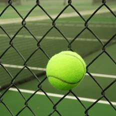 Tenisové oplotenie